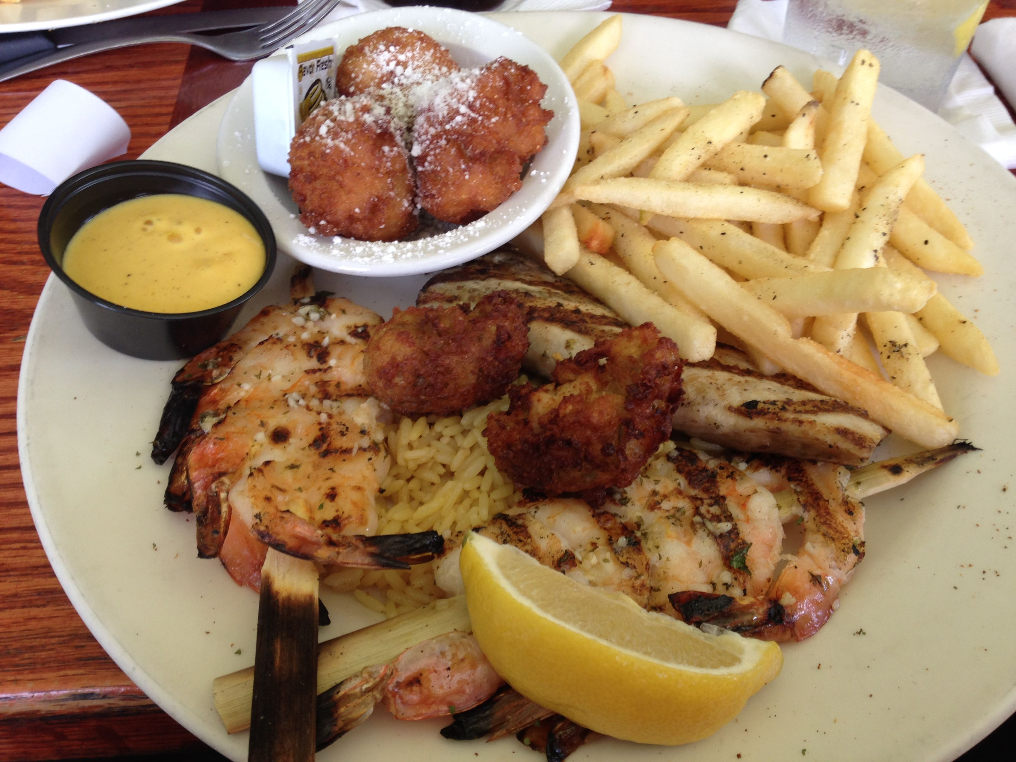 Key West Caribbean Mahi From The Port Steak And Seafood Restaurant In Haines City