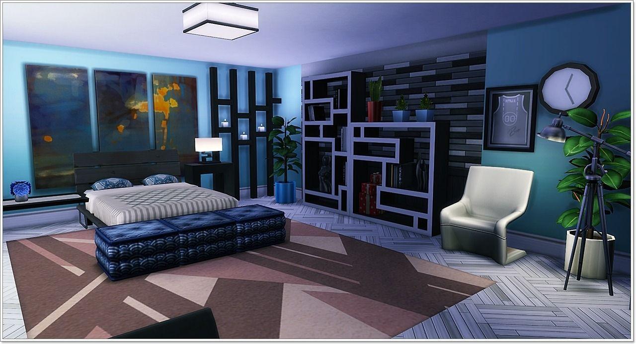 Cayrees — Turquoise Tango DOWNLOAD Дом 1 Дизайн, Симс