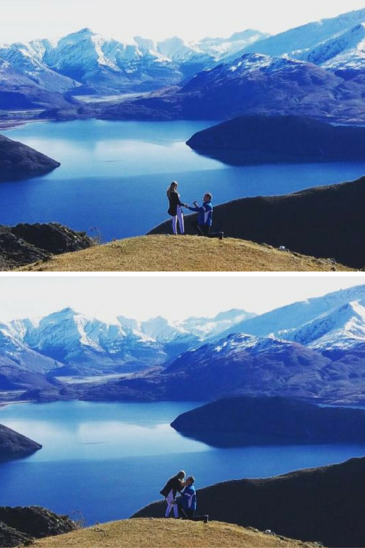 Marriage Proposal In Ireland Marriage Proposals Proposals And - This couple photograph new zealands most breathtaking locations
