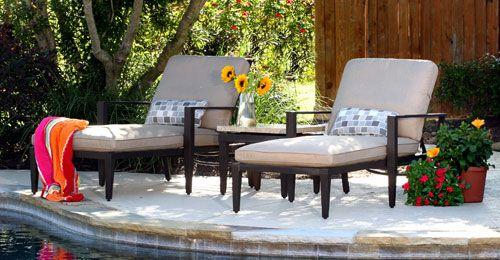 Veranda Classics Outdoor Patio Furniture Is Made Of Heavy Duty,  Rust Resistant Cast Aluminum. Choose From A Variety Veranda Classics  Furniture Designs To ...