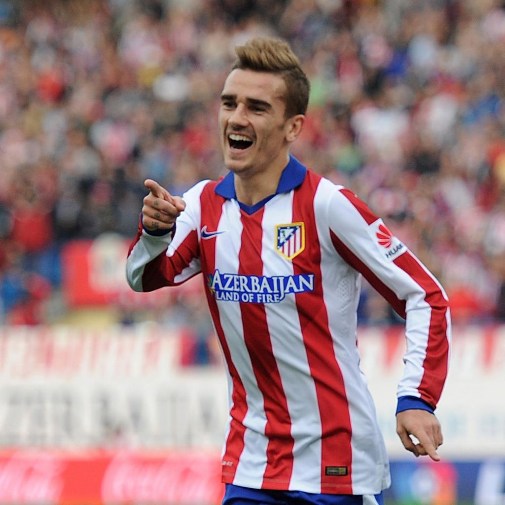 1000 Images About Antoine Griezmann On Pinterest Football