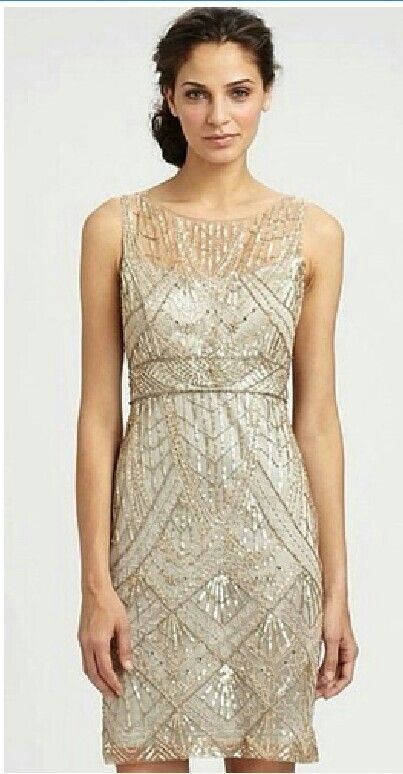 Sue Wong Dress Engagement Or Rehearsal Dinner Maybe Wedding With A Feather Headband