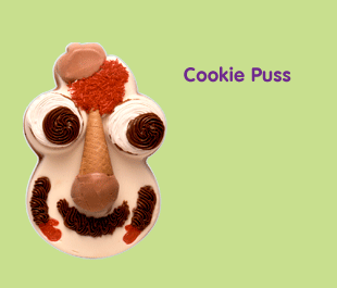 Cookie Puss... LOL