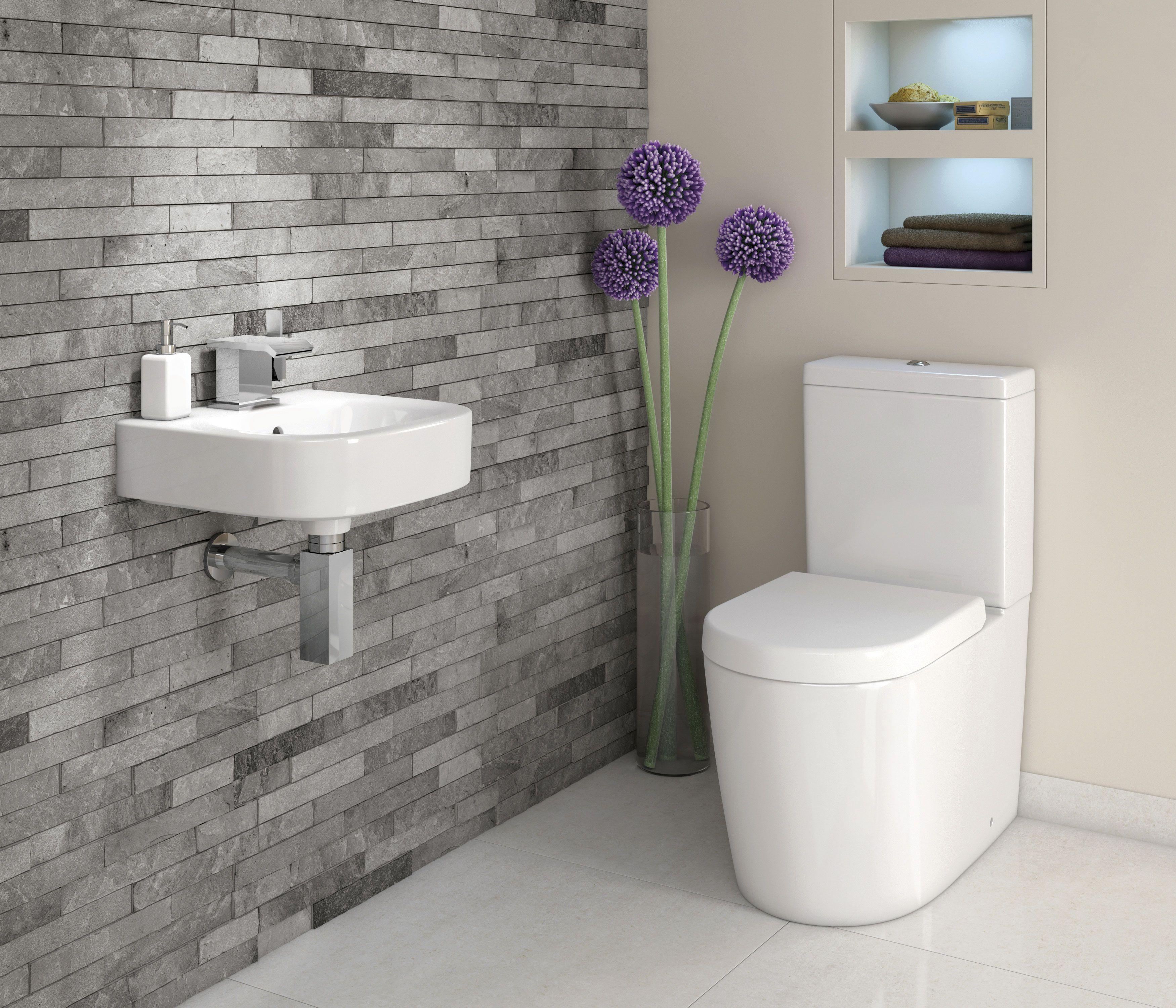 Grey Small Bathroom Ideas: Elegant Grey Bathroom Ideas