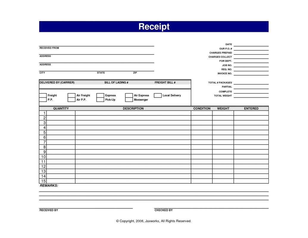 Free Receipt Template Free Receipt Template Receipt Template Consent Letter Format