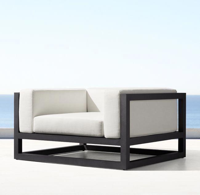 Aviara Aluminum Lounge Chair