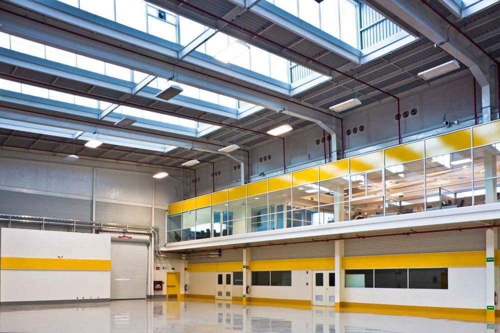 Centro de Tecnología e Innovación XIGNUX / Bernardo Hinojosa © Francisco Lubbert