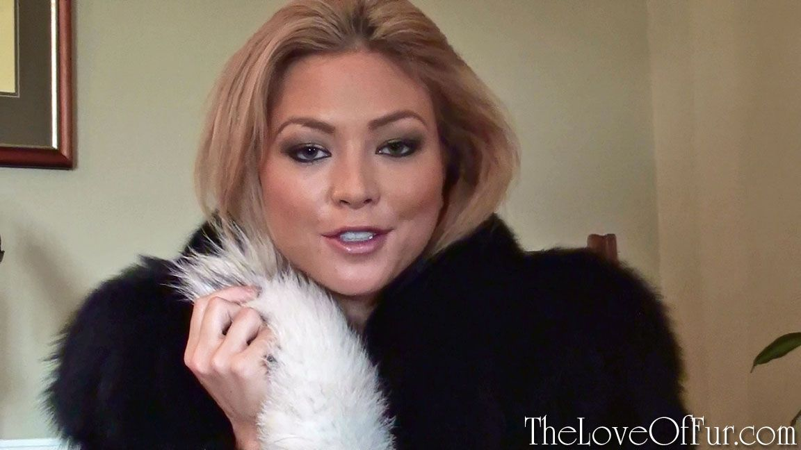 Fur Fetish Videos Look But Don T Touch Starring Natalia