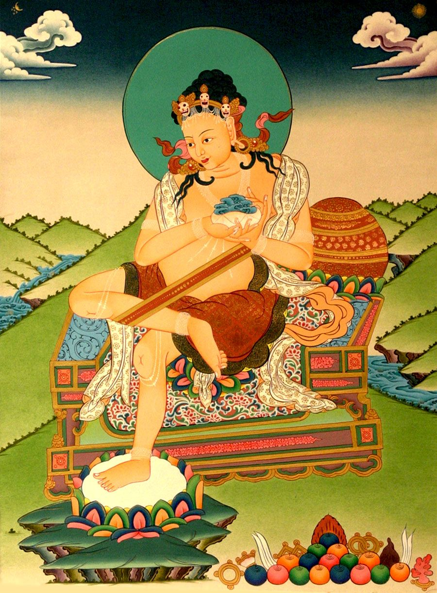 #Buddhism · The Six Yogas of Naropa and teachings on #Mahamudra — by Garma C. C. Chang