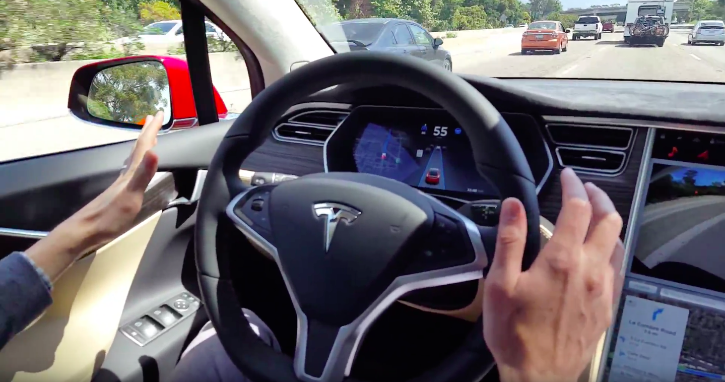 Tesla Autopilot Superiority Highlighted In Motor Trend Tests But Buried On Bottom Of Article Tesla Self Driving Tesla Model