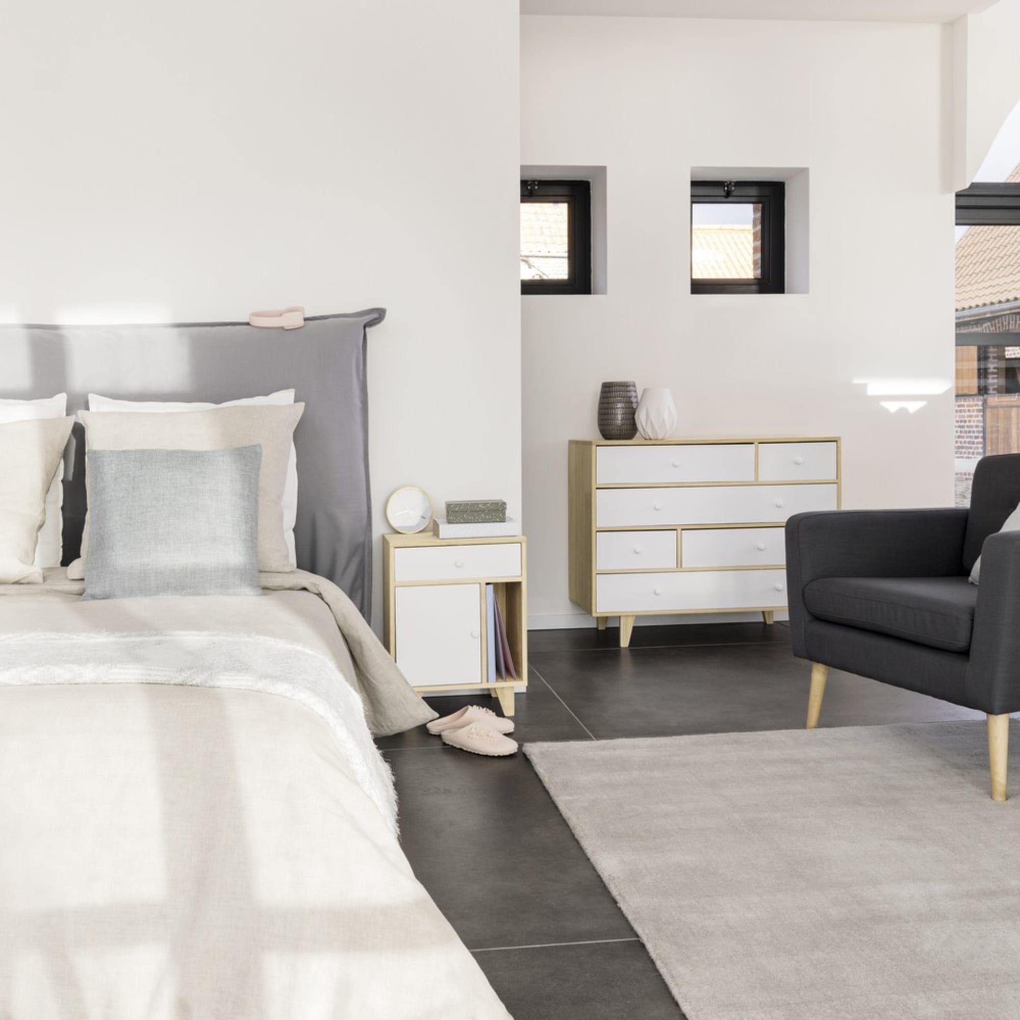 Tete De Lit 180 Houssable Chambre Luxe Lit 160 Et Maison Du Monde