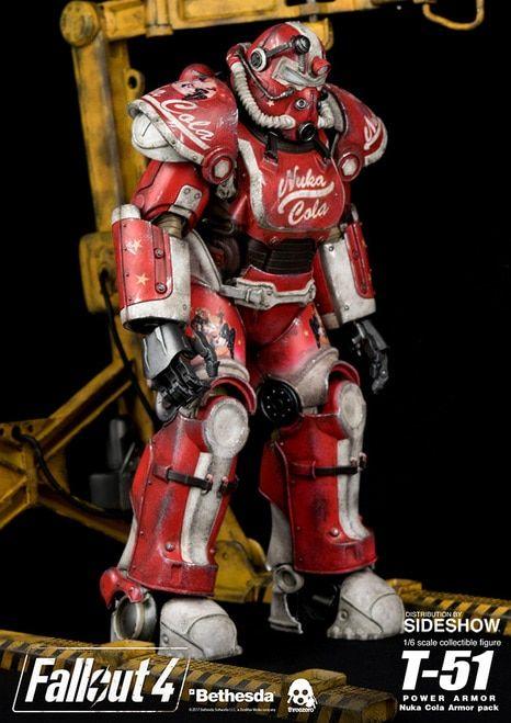 T51 Power Armor Cosplay