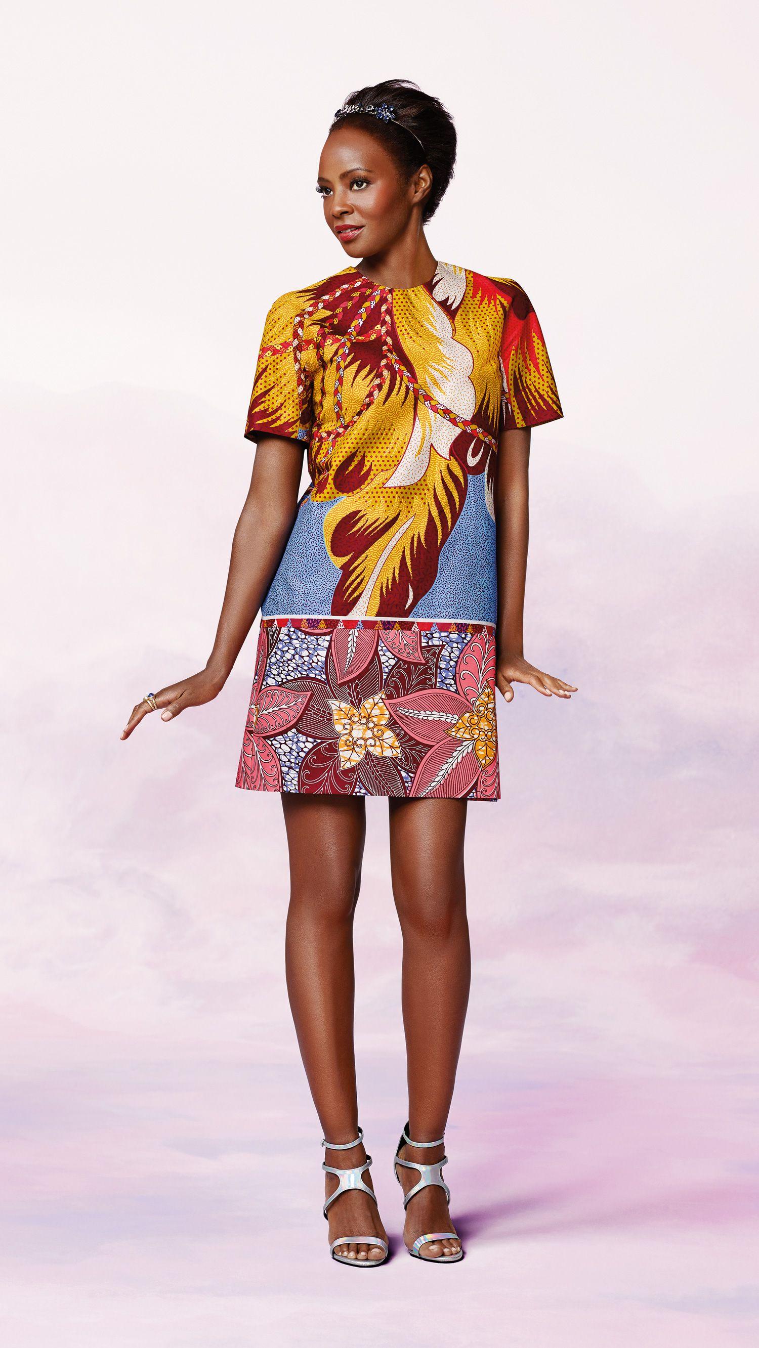 Bloom Vlisco #ItsAllAboutAfricanFashion #AfricaFashionShortDress #AfricanPrints #kente #ankara #AfricanStyle #AfricanFashion #AfricanInspired #StyleAfrica #AfricanBeauty #AfricaInFashion