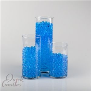 Eastland Blue Water Pearls Vase Fillers Pack Of 36 Cheap Wedding Table Centerpieces Vase Fillers Wedding Centerpieces Diy