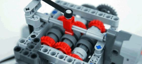 This Working Lego Gearbox Is As Close As Youll Get To The Real
