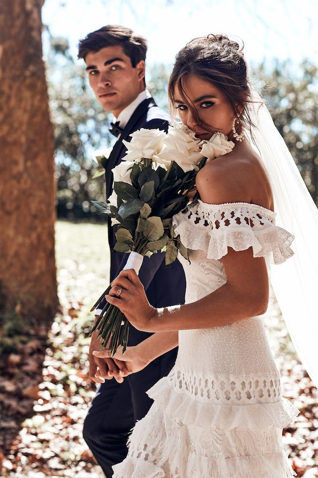 Icon: The New Collection of Grace Loves Lace Wedding Dresses is Here! | OneFabDay.com Ireland