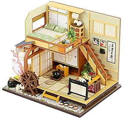 doll house style Asian