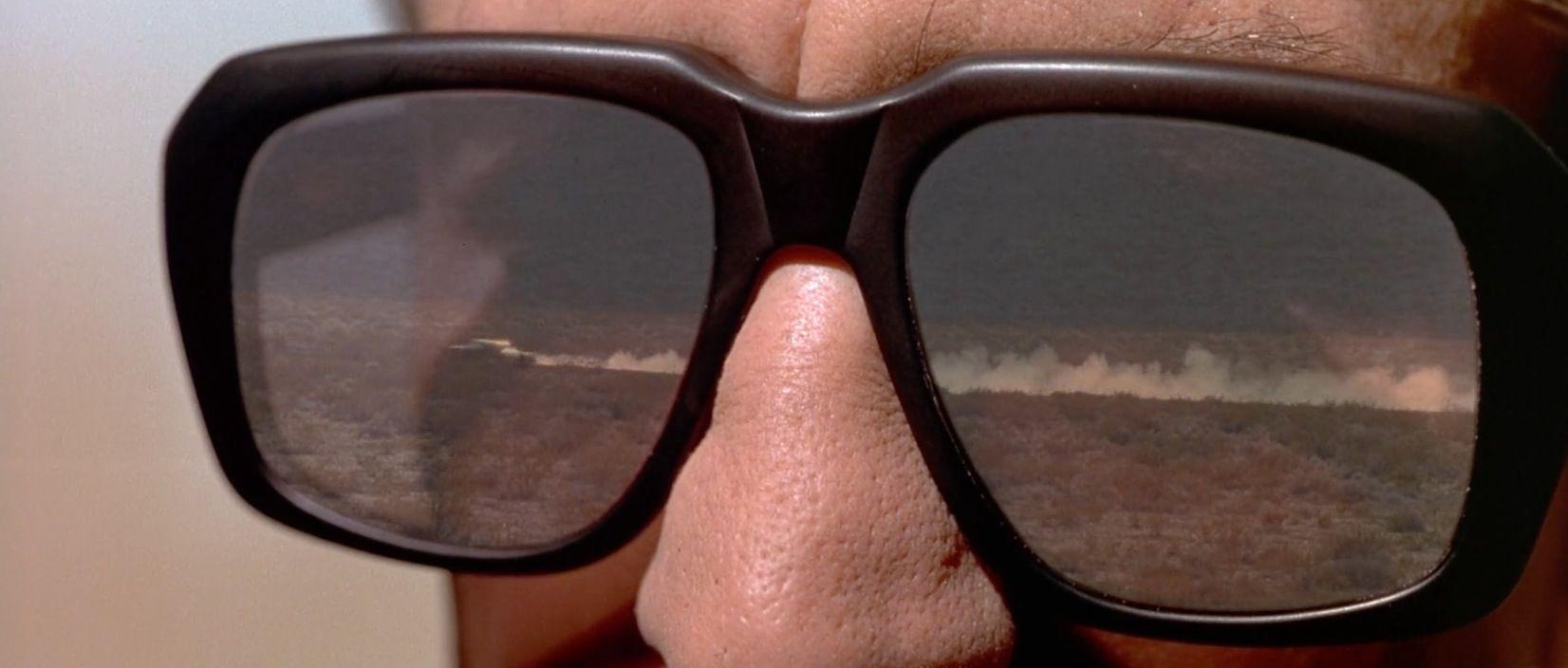 1b7d6f2ade Ultra Goliath II vintage sunglasses worn by Robert De Niro in CASINO