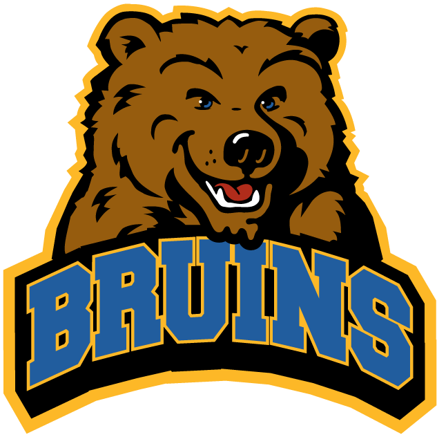 Ucla Bruins Alternate Logo 2004 Ucla Bruins Logo Ucla Bruins Ucla University
