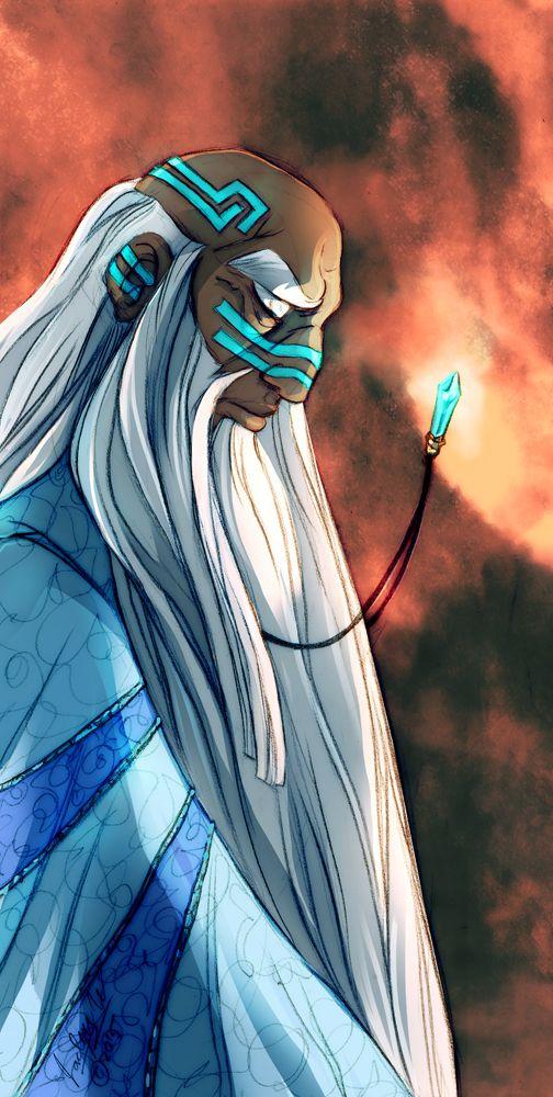 King Kashekim Nedakh by DrMistyTang on DeviantArt