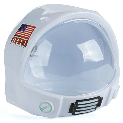 Astronaut Costume - Hard Plastic Astronaut Helmet for Kid ...