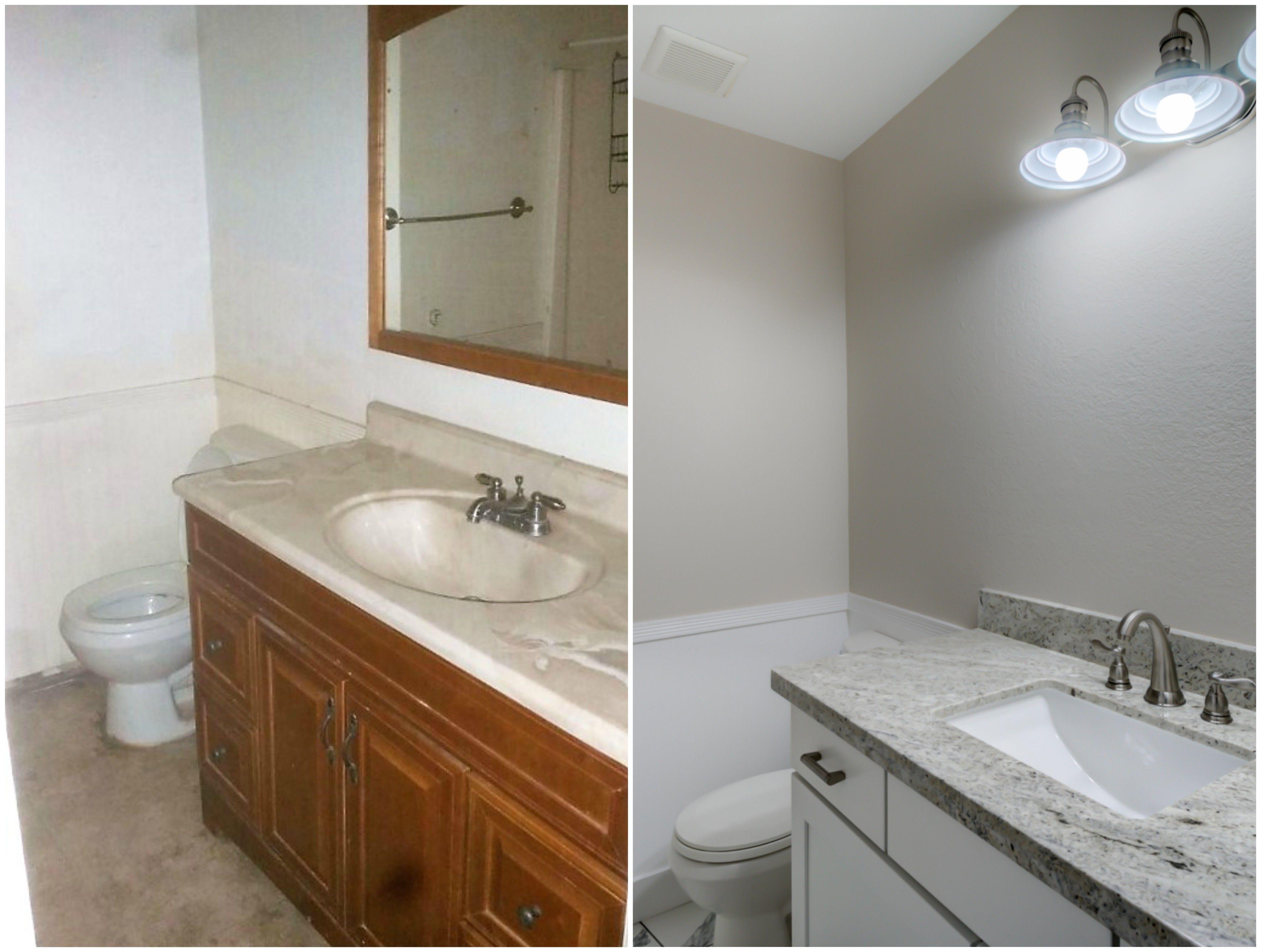 Gilbert, AZ Flip: Bathroom   Vanity, Bathroom, Home remodeling