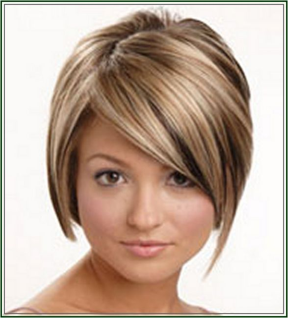 Hairstyles For Thin Fine Hair Round Face: Short Haircuts For Thin Fine Hair Round Face