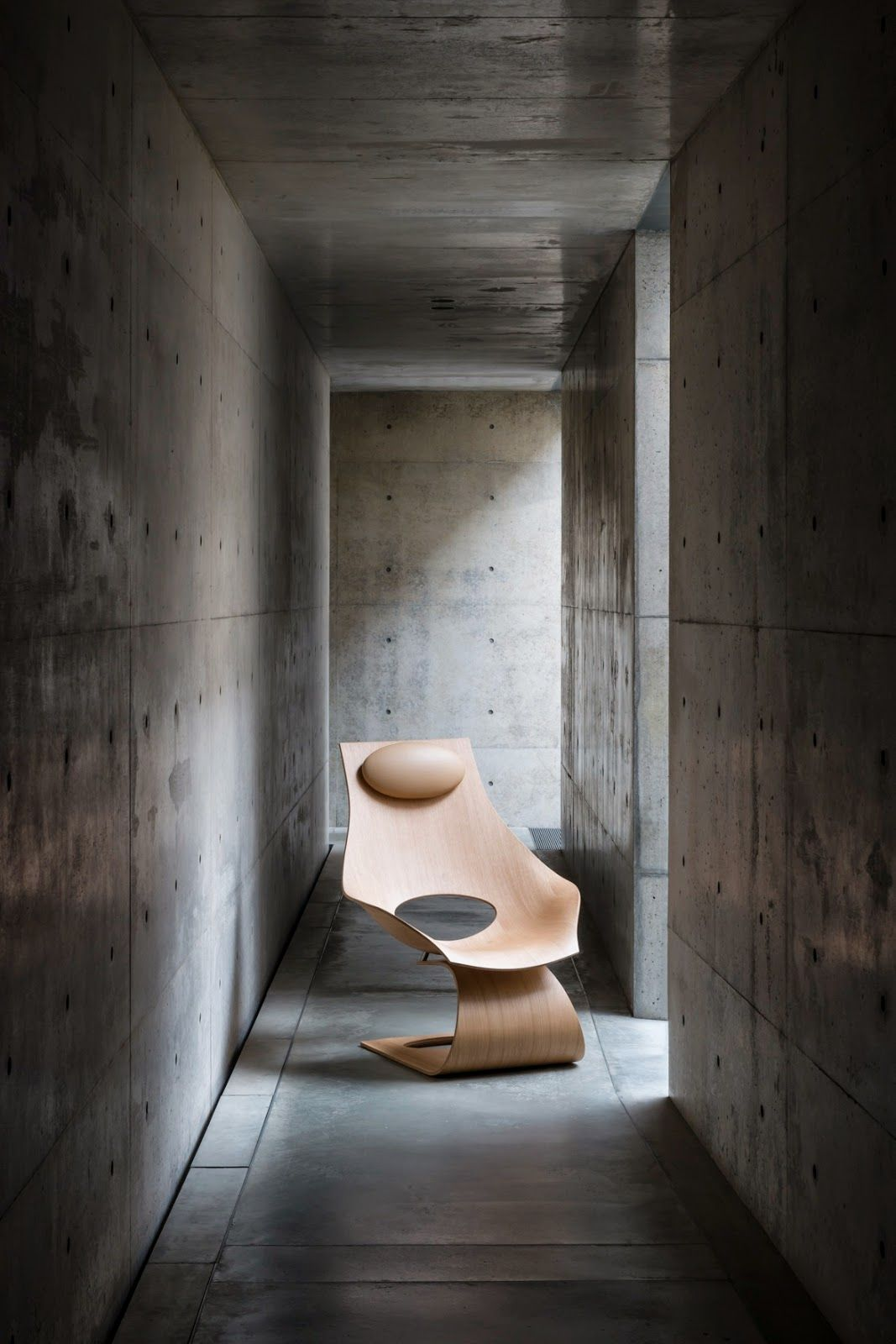 Tadao ando en chic and soul dream chair online furniture store