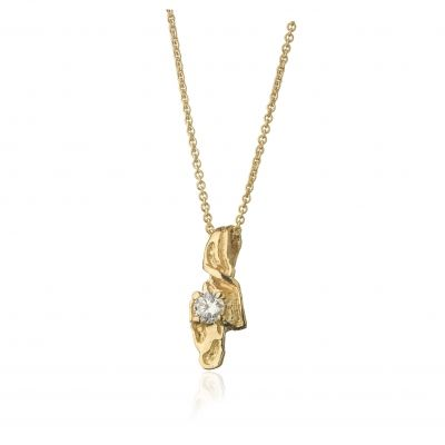 Sign pendant 110044 #Icelandic #design #jewelry #pendant #necklace. Arctic Selection - online store