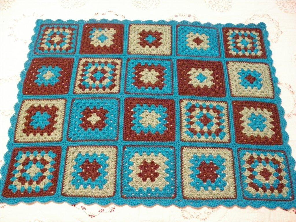 Granny Square Patterns Crochet Geek Galaxy Stitch