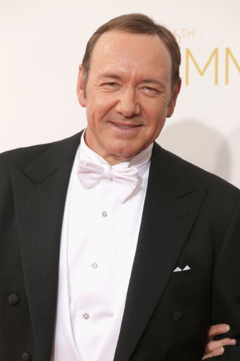 Kevin Spacey. He won the award for Best Performance by an Actor in a Television Series - Drama 2015 for his role in House of Cards.