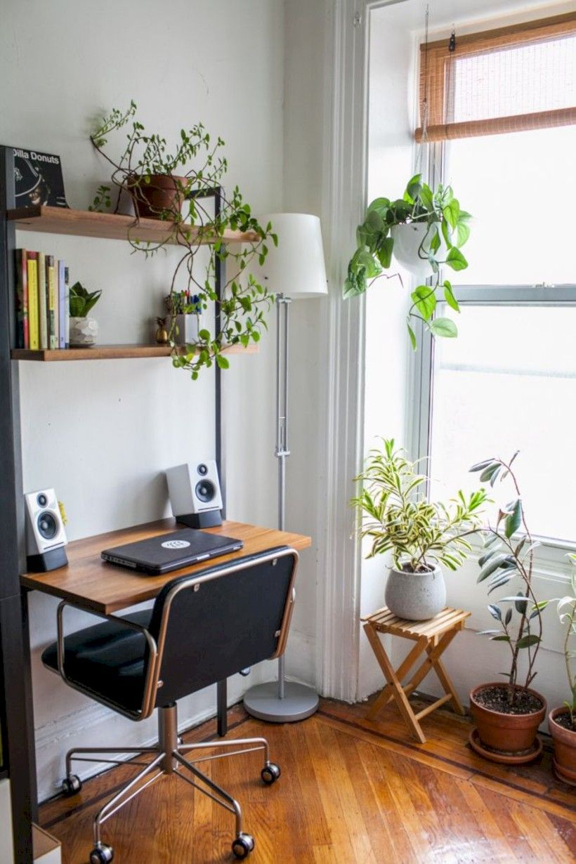 tiny home office ideas. 68 Cool And Creative Small Home Office Ideas - Trendecor.co Tiny S