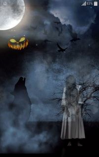 Halloween Live Wallpaper Halloween Live Wallpaper Live