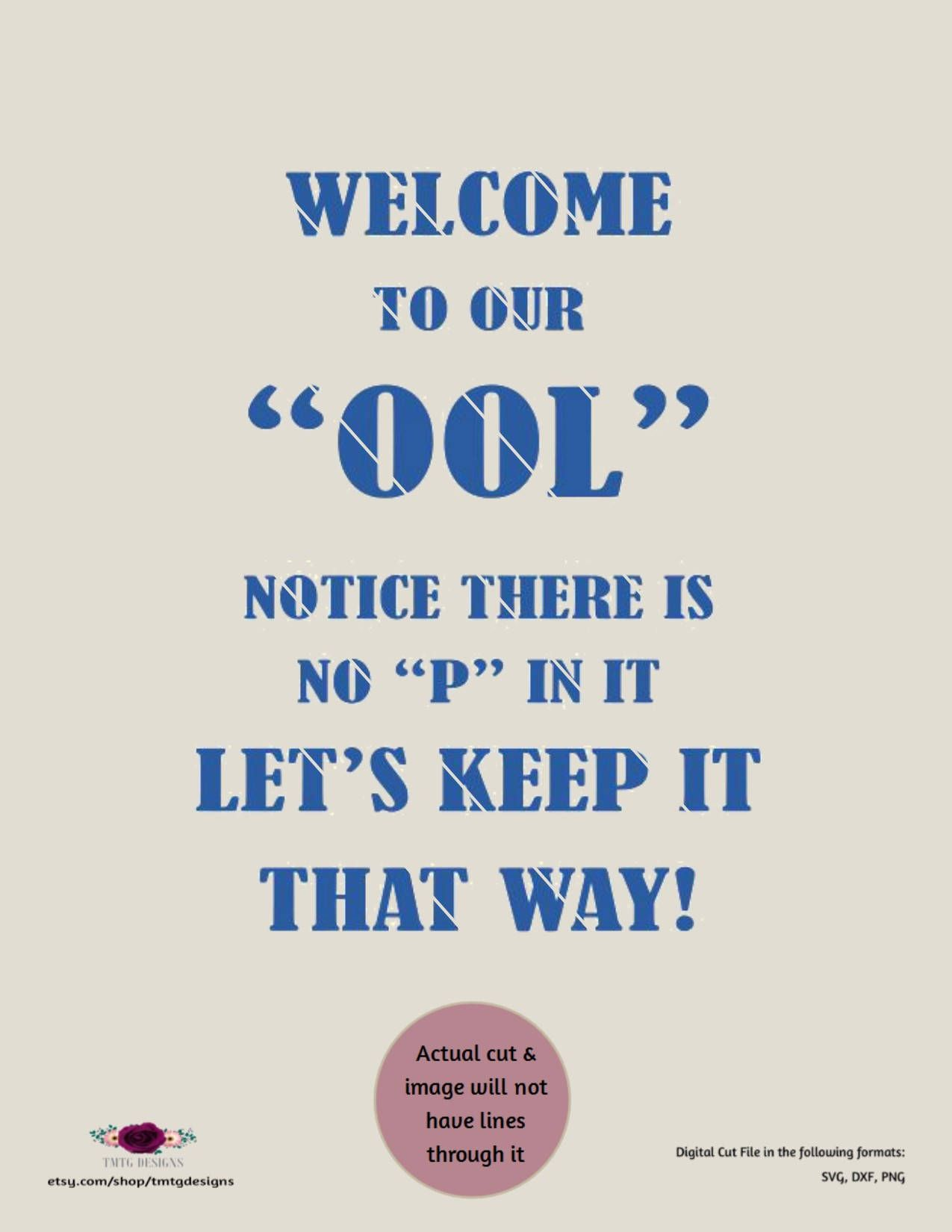 Welcome to our ool SVG, Pool sign SVG, Pool svg, clipart