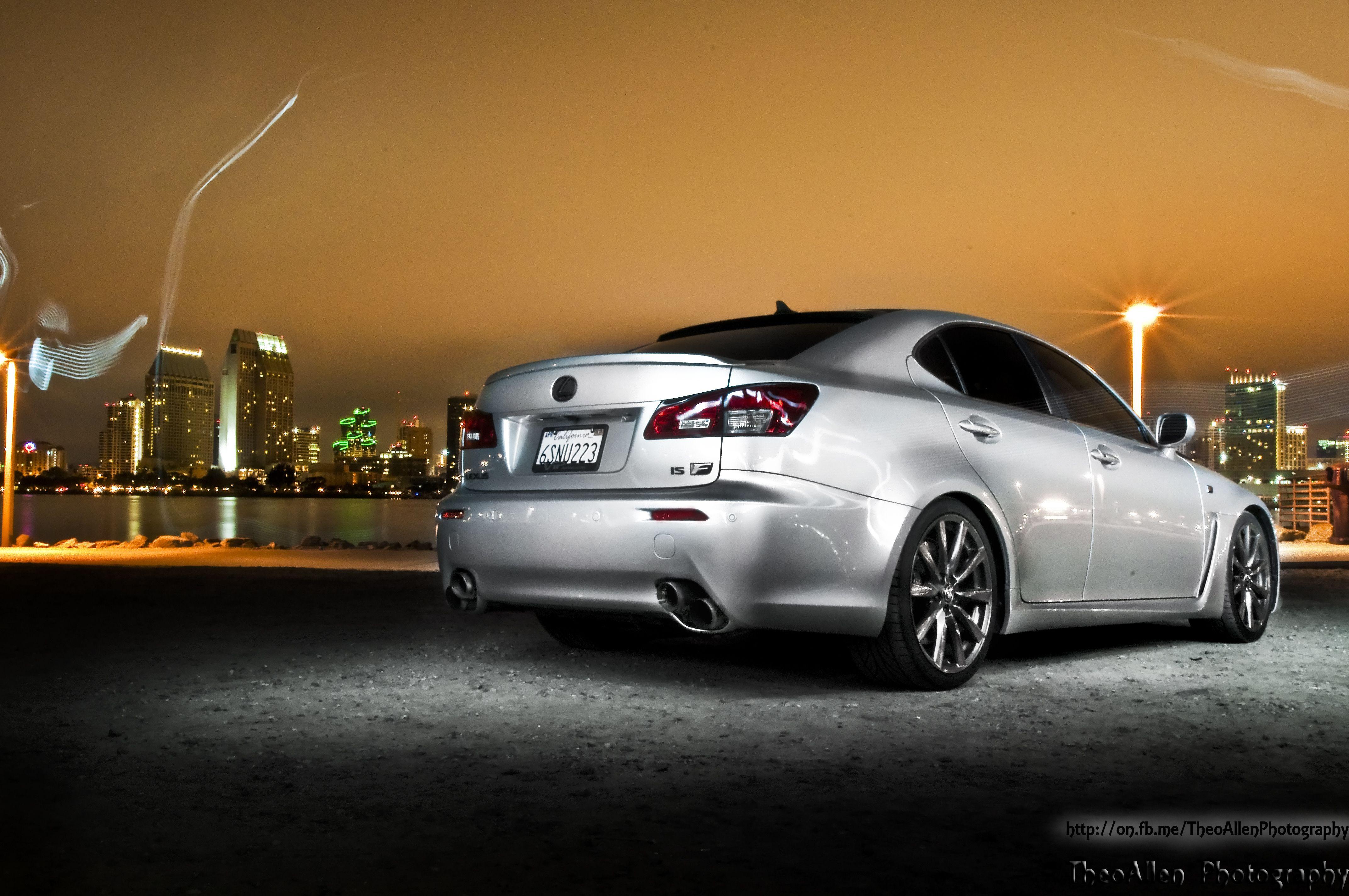 Silver Lexus Is F San Diego Ca Lexus Sport Lexus Isf Lexus