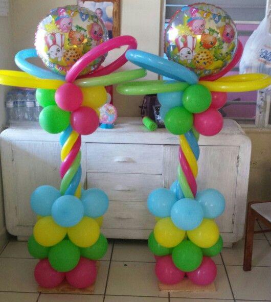 Shopkins Balloon