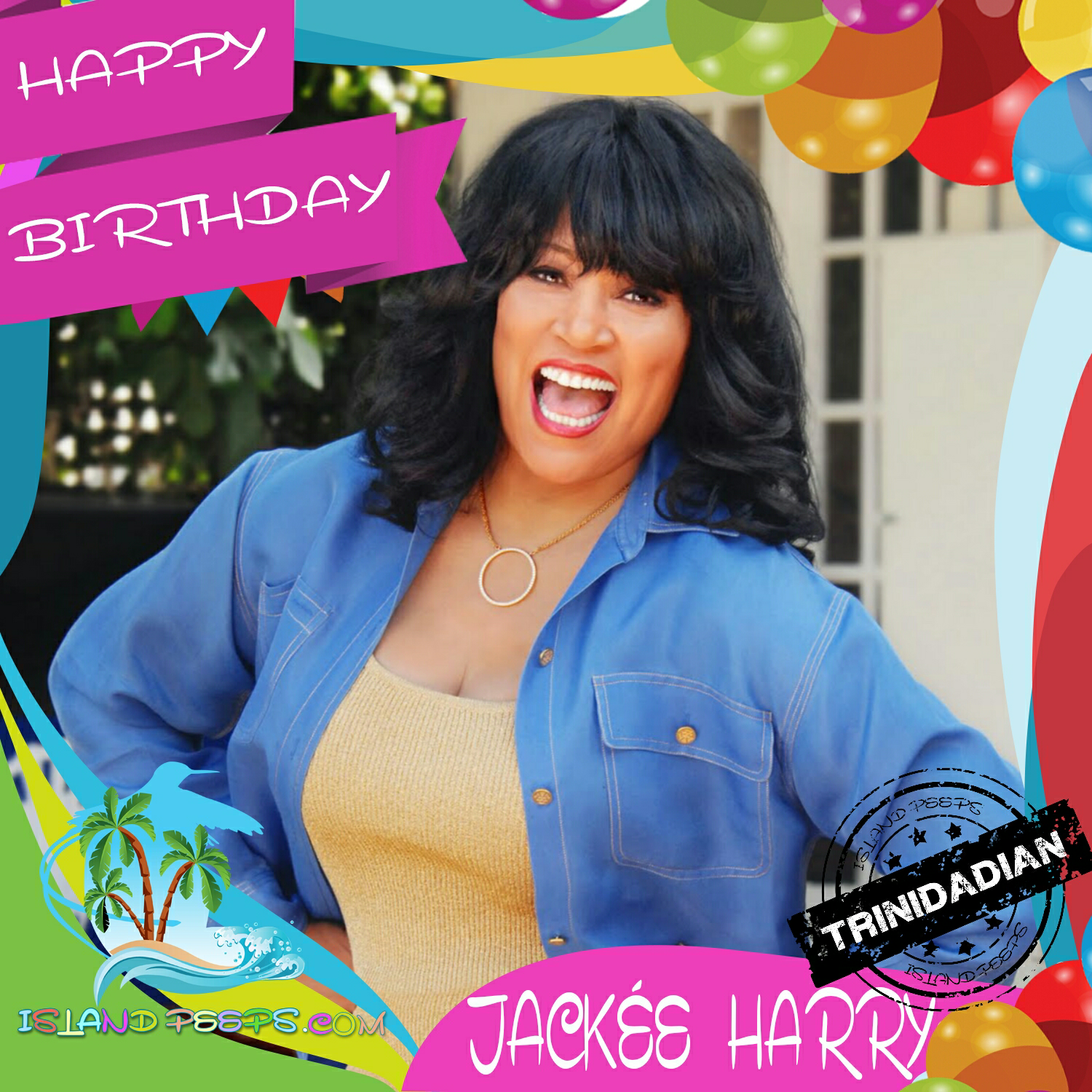 Jackée Harry Nude Beautiful happy birthday jackée harry!!! actress born of trinidadian descent