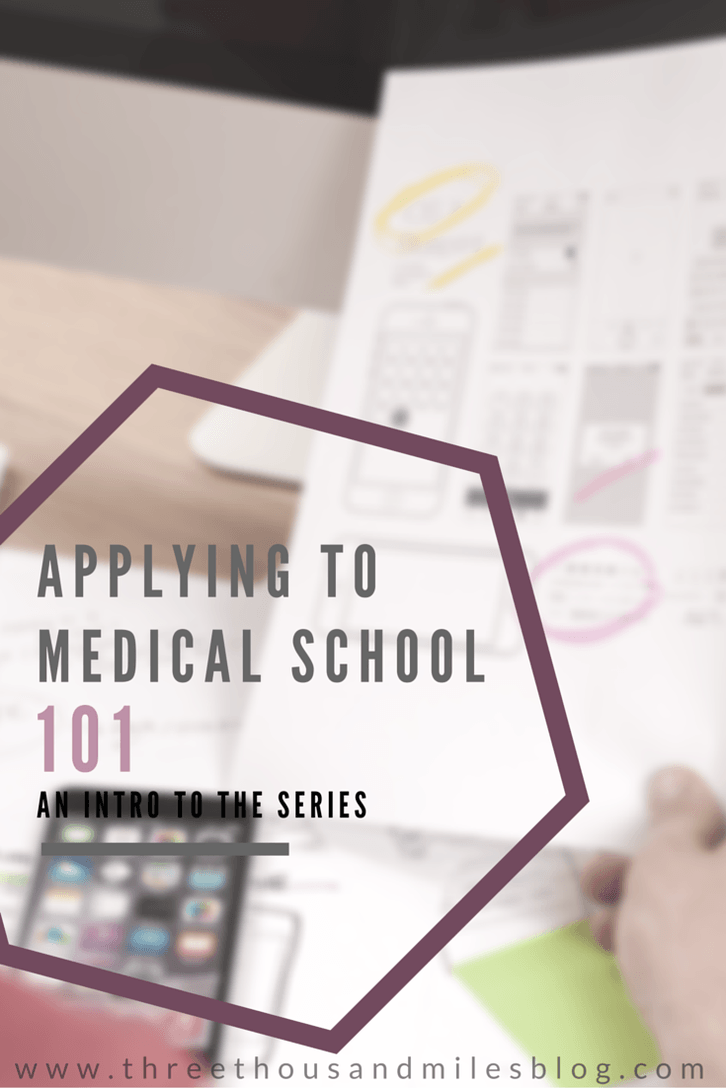 applying to med school 101 a continuing series to give premed students tips and tricks for applying to medical school and how to navigate amcas