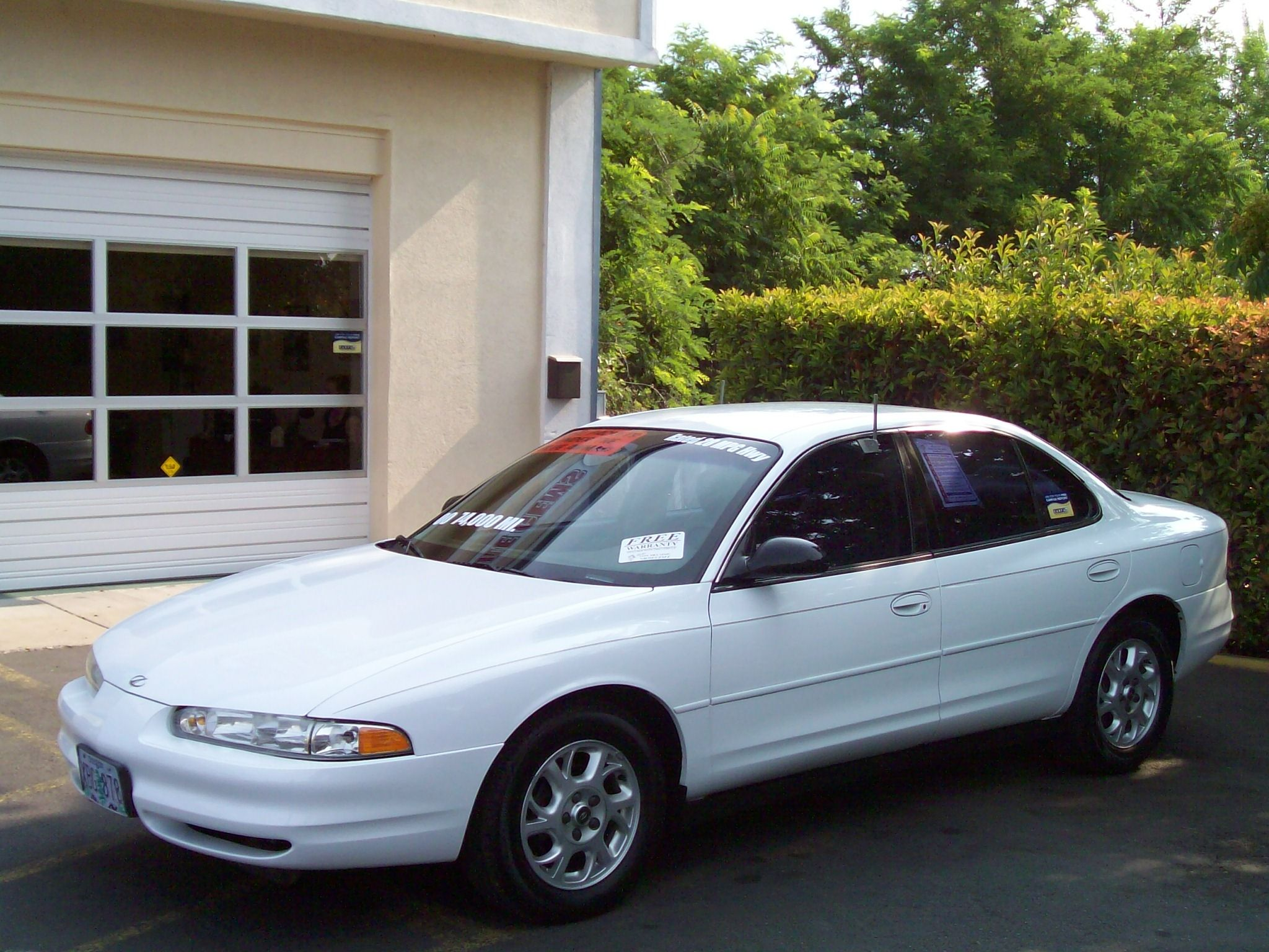 2000 oldsmobile intrigue had one of these nice car
