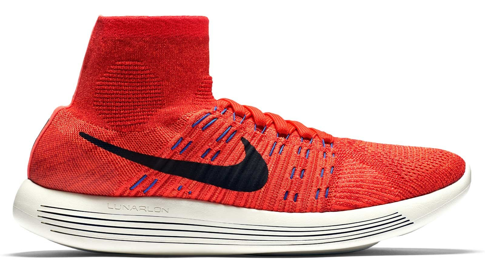 The all new Nike LunarEpic running shoes introduce the