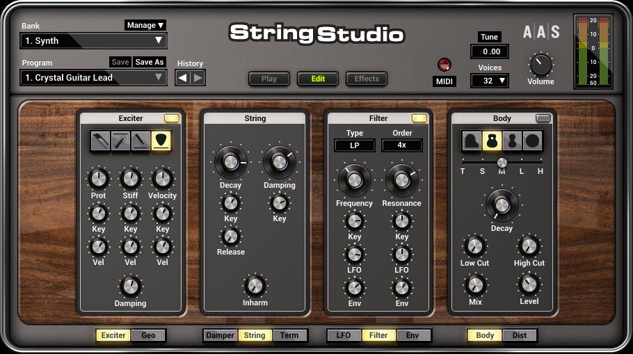 String Studio VS-3 NEW | VST | Native instruments, Studio