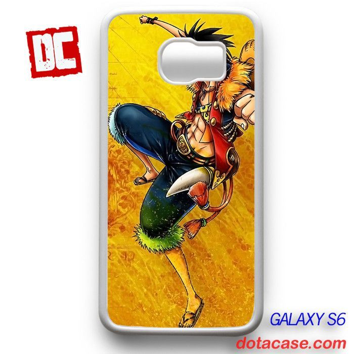 Monkey d luffy one piece for samsung galaxy S 4/5/6/7