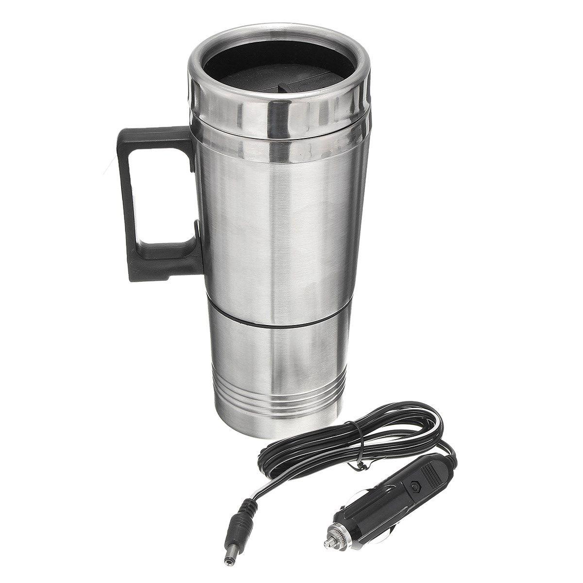 Tea Coffee Baby Bottle Car Water Soup Heater Boiler Car Heater Cup ...