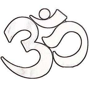 OM Symbol Car Emblem