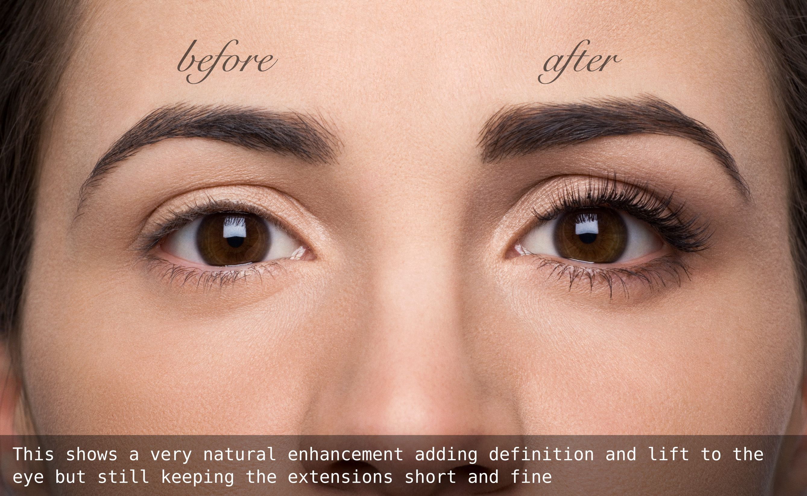 eyelash extensions before and afte | Eyelash Extensions ...