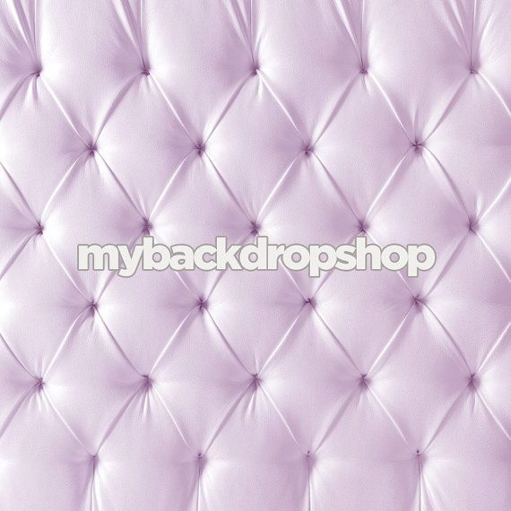 3ft x 3ft Upholstered Lavender Tufted Fabric by MyBackdropShop, $24.99 Need another size? We can help!