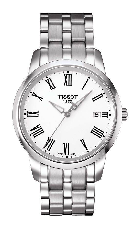 66289edc677 Reloj Cro Tissot T- Classic T0334101101301