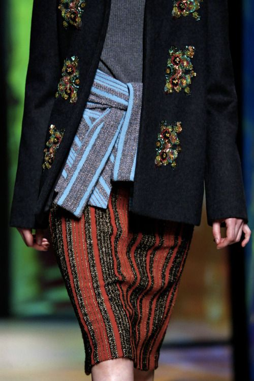 Thakoon - New York Fashion Week - Fall 2015