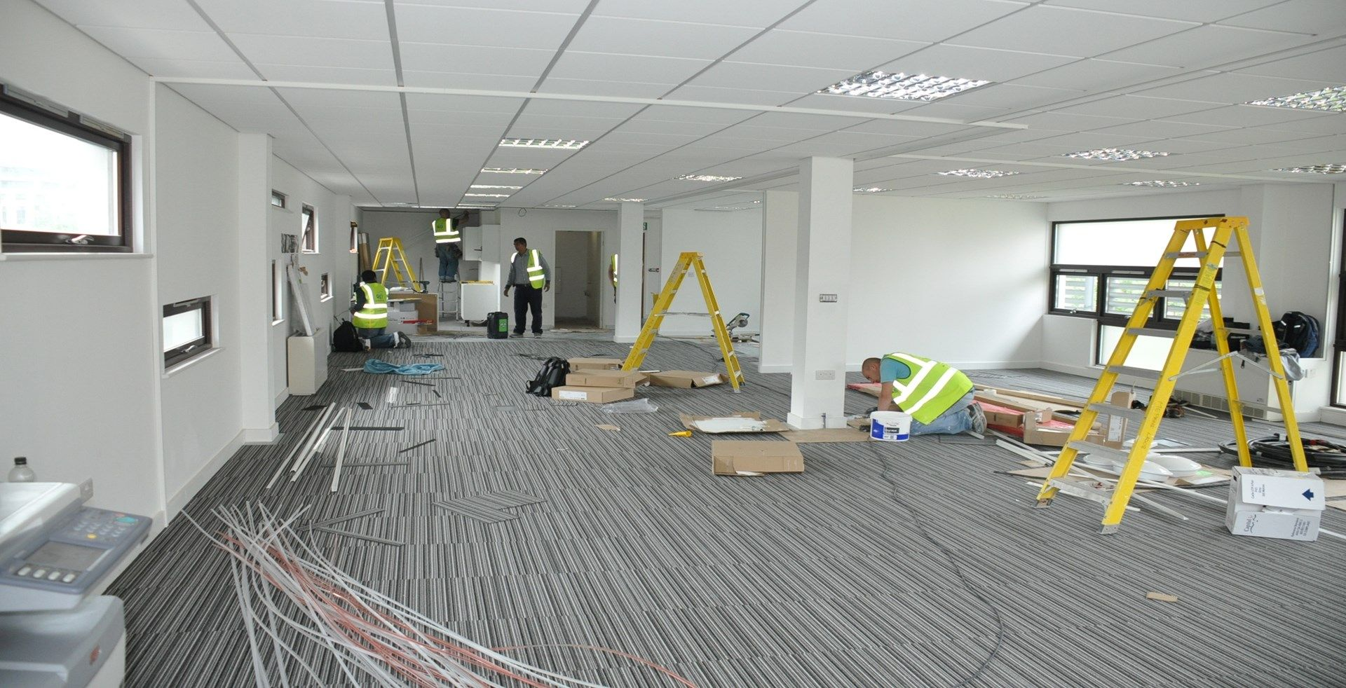 GXI Group UKu0027s Leading #office #design, #office #refurbishment And #fitout