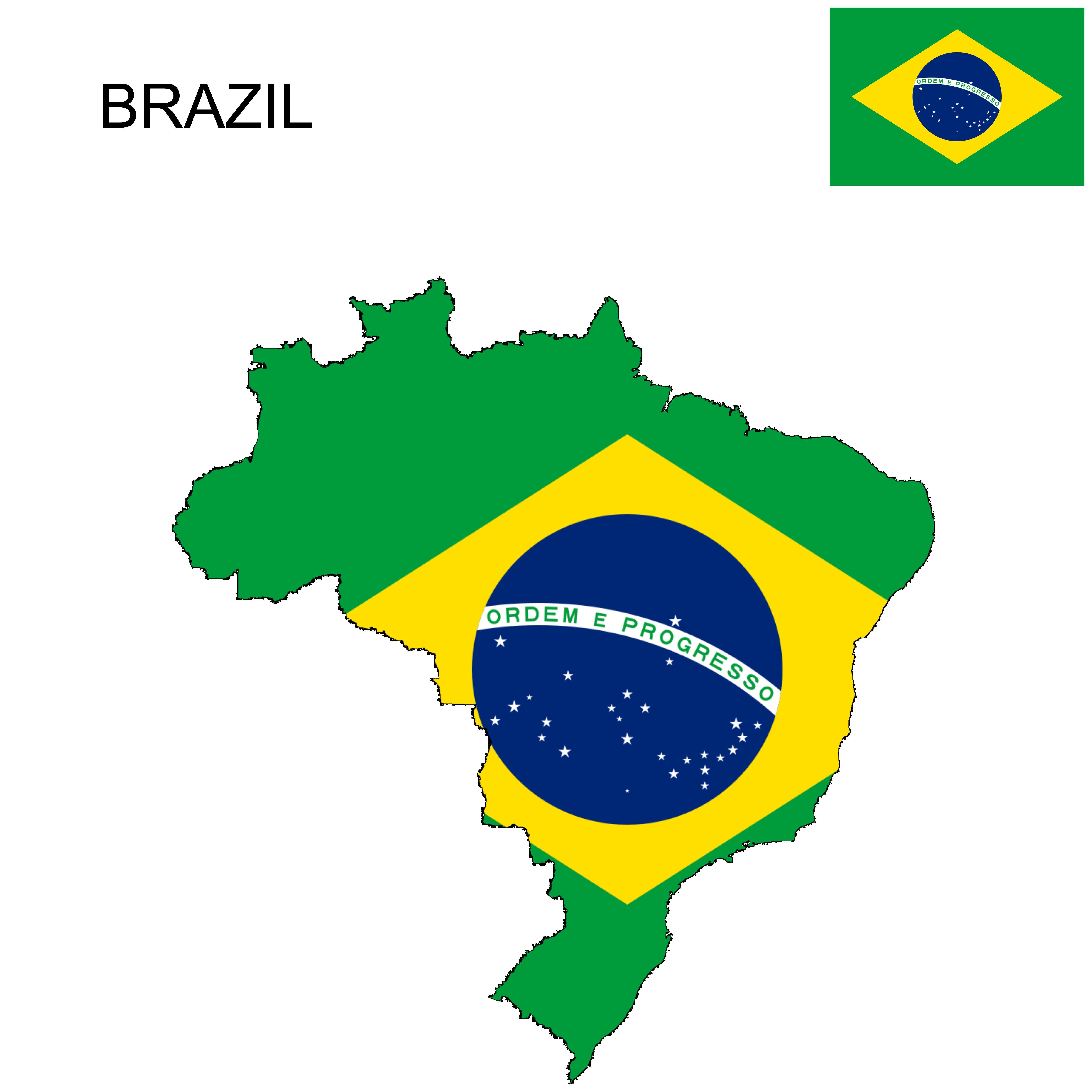 Brazil Flag Map Flag Drawing Flag Brazil Flag